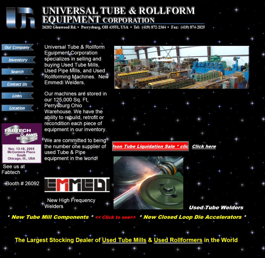 UTube.com 2005
