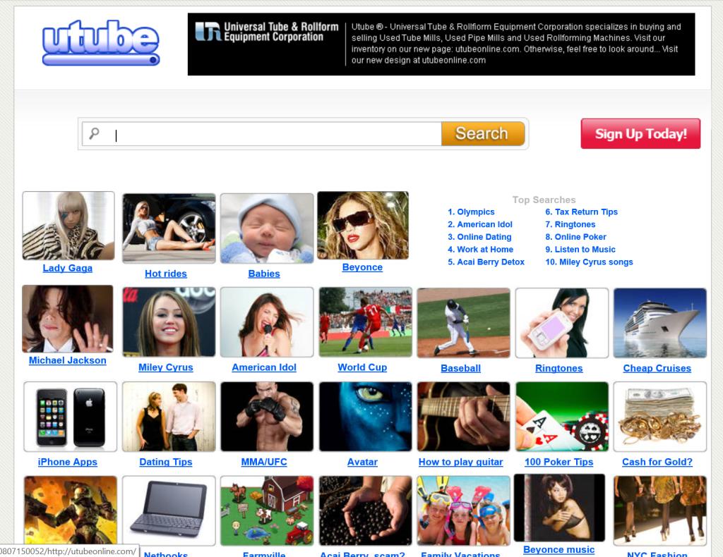 UTube.com 2010