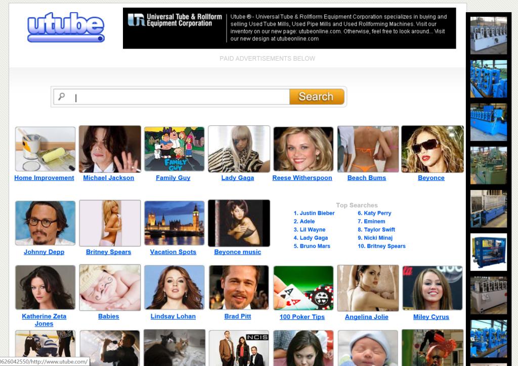 UTube.com 2012