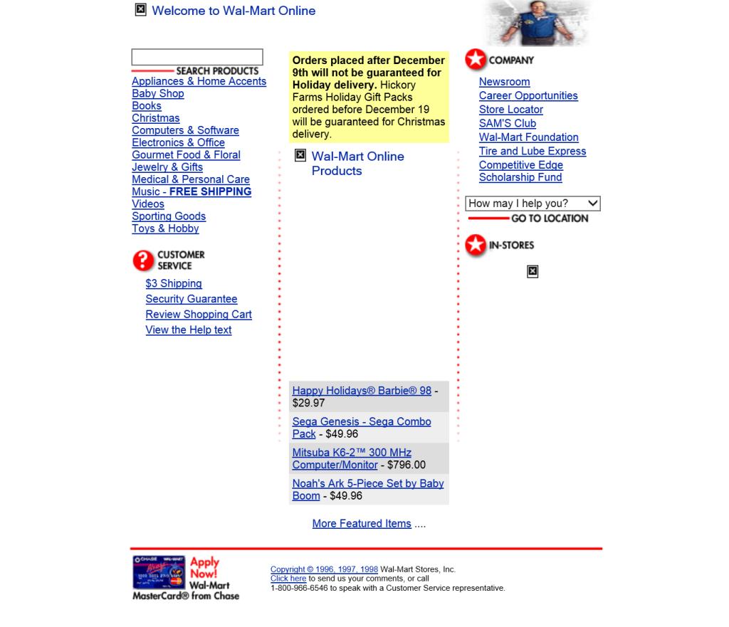 Wal-Mart.com 1998