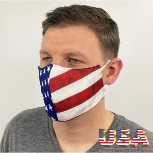 Top Selling - American Flag Face Mask