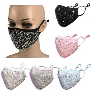 Top Selling Crystal Face Mask 2020