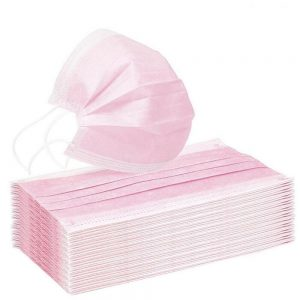 Top Selling Face mask for girls - pink face surgical face mask