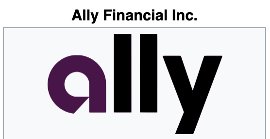 Ally Financial Websites
