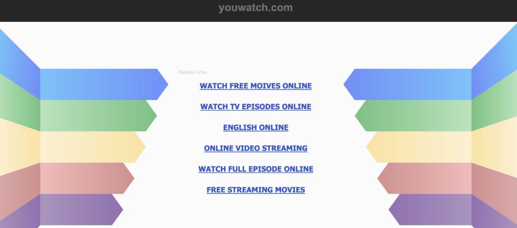 NBC Universal YouWatch.com