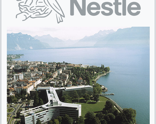 Nestle Domain Names and Websites