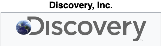 Discovery Inc Websites