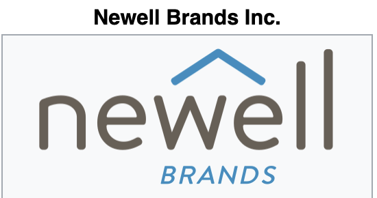 Newell Brands Websites