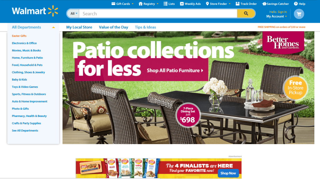 Walmart.com 2015