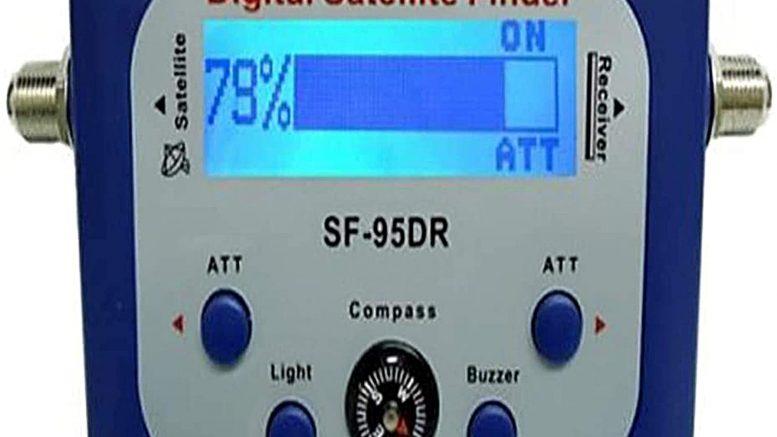 Satellite Signal Meters