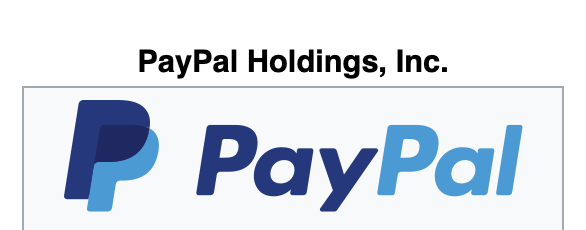 Paypal Inc Domain Names and Websites