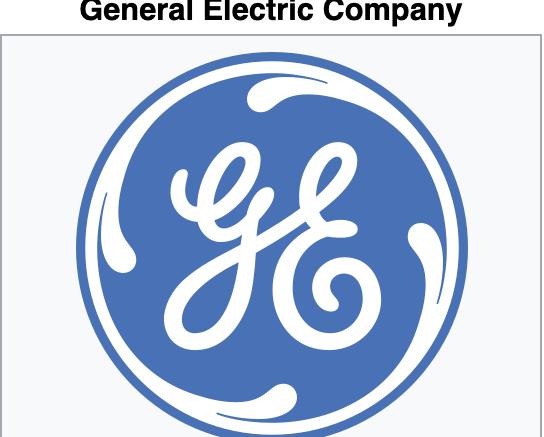 General Electric (GE) Websites