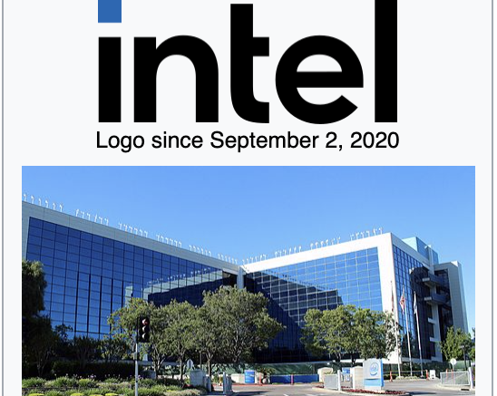 Intel Corporation Websites