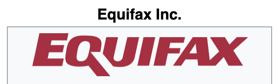 Equifax Websites
