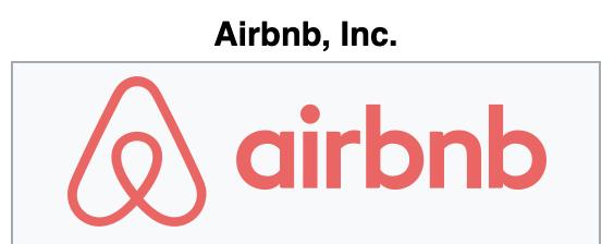 AirBnB - Stock Market Website Portfolio