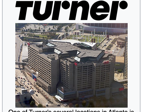 Turner Broadcasting Domain Names