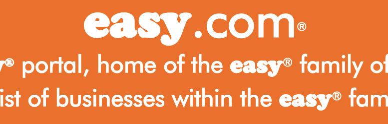easygroup ltd websites and domain names